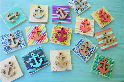 craft ideas simple anchor craft tutorial lds c craft ideas