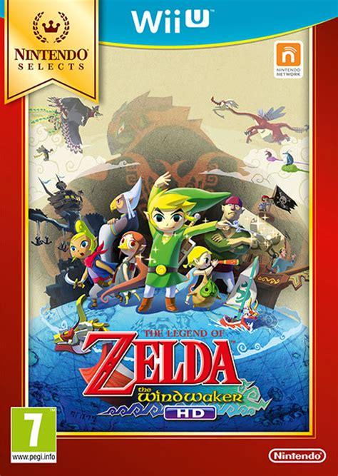 Legend Of Nintendo the legend of the wind waker hd wii u