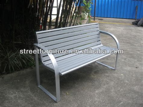 park bench brackets wpc outdoor bench furniture with steel park bench brackets