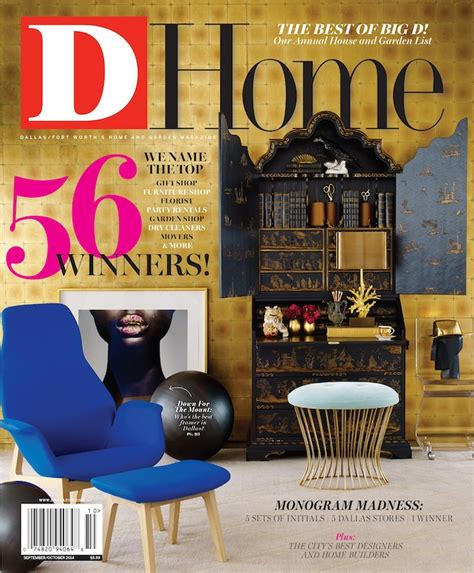 Home Interior Magazines by Top 50 Usa Interior Design Magazines That You Should Read