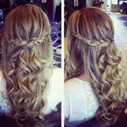 abiball frisuren lange haare halboffen frisuren offene haare frisur abiball halboffen