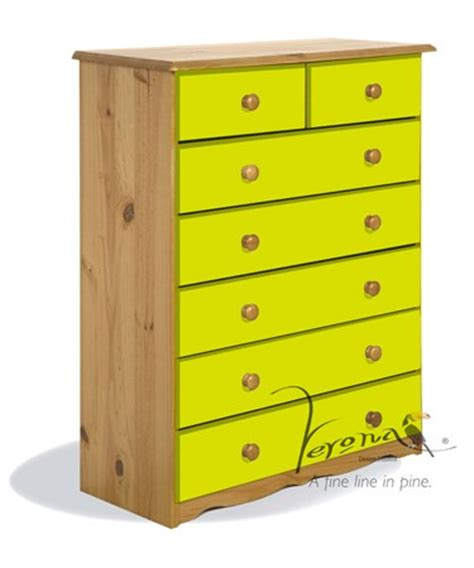 verona designs lime chest of drawers review compare