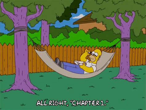 gif homer simpson happy episode  animated gif  gifer  mogas