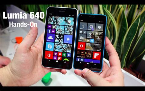 Hp Nokia Lumia Xl 640 microsoft lumia 640 and 640 xl on mwc 2015 phonedog