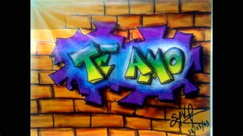 imagenes que digan te amo grafitis graffiti character te amo graffiti art collection