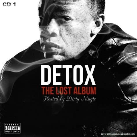 Detox Dr Dre Album Cover by Dr Dre Detox The Lost Album Hosted By Magic