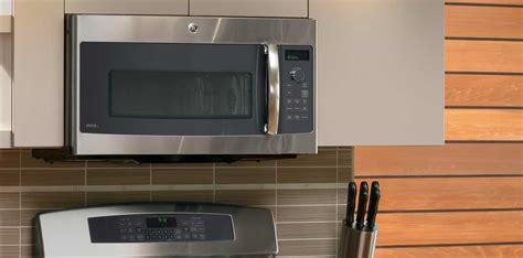 Mounting Kitchen Cabinets by Built In And Countertop Microwaves Ge Appliances