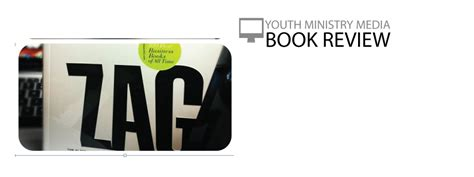 critique of modern youth ministry books book review zag youth ministry media