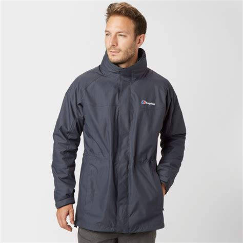 Jas Cowok Jas Exclusive Light Grey berghaus men s rosgill 3 in 1 waterproof jacket