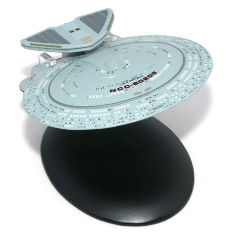 trek starships figure magazine 112 uss nebula class books trek nebula class uss honshu ncc 60205 with