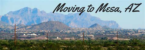 moving to mesa az moving insider