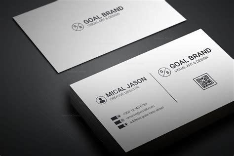 Simple Creative Business Card Designs