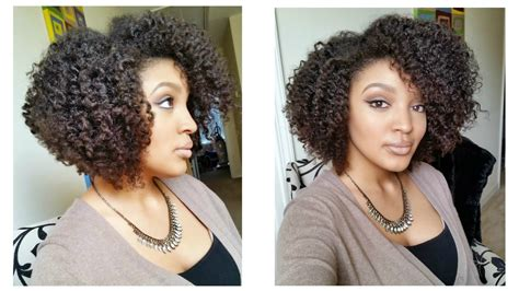 bob hairstyles on natural hair how to create a faux asymmetrical bob on natural hair