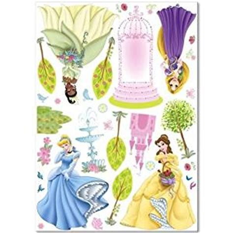 new disney princess big wall decals