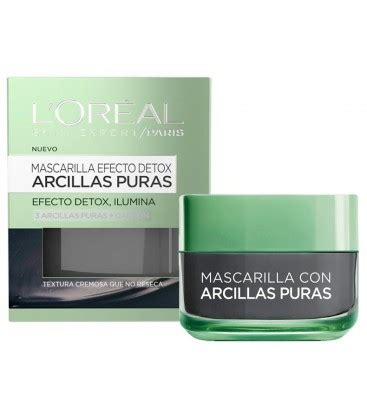 L Oreal Detox Mask Beautypedia by Buy L Or 233 Al Detox Mask Effect Clays