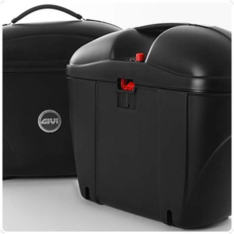Side Box Givi E21 givi e21n pannier cruiser side cases givi side cases givi luggage