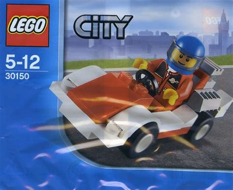 My Racing Set City 1 lego city racing car set review pictures lego 30150