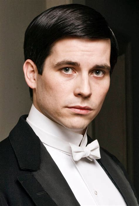 rob james collier downton downton abbey series 6 thomas could be killed off in