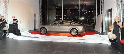 Audi Zentrum Albrechtstra E M Nchen by Form Klare Linien Der Neue Audi A7 Sportback Audi