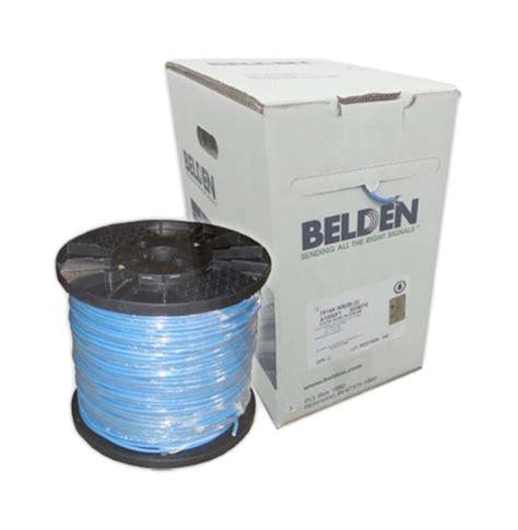 Kabel Lan Cat 6 Belden jual rekomendasi seller belden original usa cat 6 lan