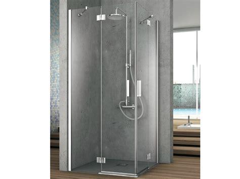 doccia angolo element box doccia angolare by gruppo geromin