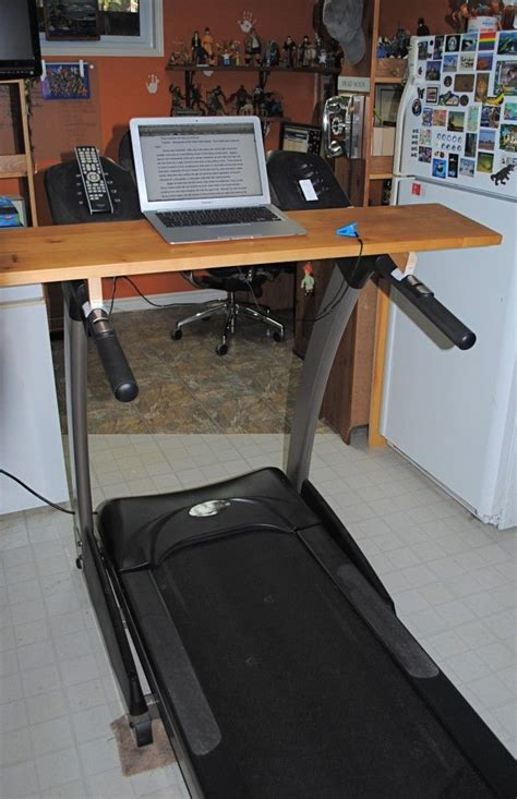 Treadmill Desk Diy 17 Best Ideas About Treadmill Desk On Pinterest Standing Desks Diy Standing Desk And Stand Up