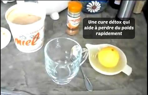 Detox Maigrir Rapidement by Une Recette Simple Pour Maigrir Rapidement Et Pour