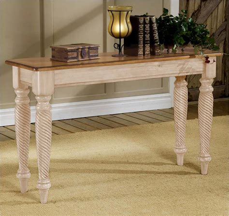 Hillsdale Wilshire Sofa Table Antique White 4508 883 Antique White Sofa Tables