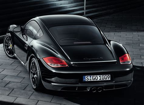 porsche cayman black 2011 porsche cayman s black edition photos 1 of 6