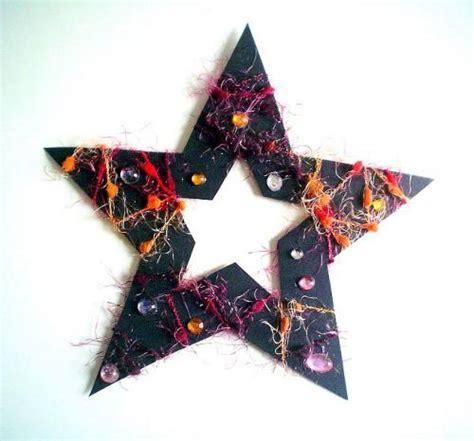 Basteln Sternen by Weihnachten Basteln Meine Enkel Und Ich