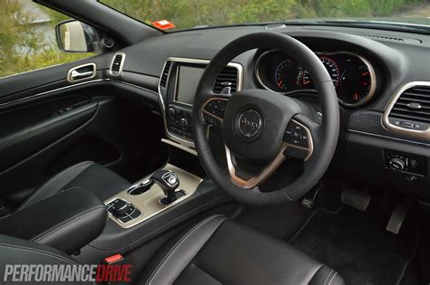 Jeep Grand Limited Interior 2014 Jeep Grand Limited V6 Review