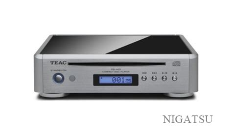 japan dvd player format new teac reference 01 cd player silver pd h01 s from japan