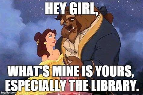 Beauty And The Beast Meme - give me your best disney memes page 144 wdwmagic