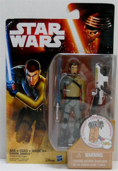Wars Rebels 3 75 Inch Figure Kanan Jarrus Stormtrooper D wars rebels desert mission kanan jarrus 3 75 in figure