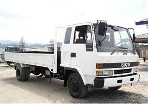 Isuzu Corporation Carry All Cargo Corporation Trucks