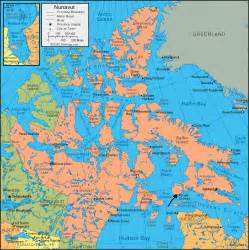 map of canada nunavut arctic adventures of a a cape dorset on the map