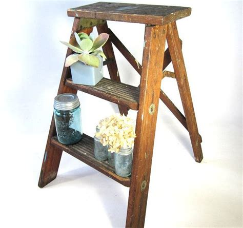 Shabby Chic Step Stool by Step Stool Kitchen Stool Shabby Chic Wood By