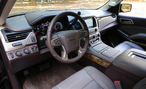 gmc yukon interior 2016 2016 yukon xl denali html autos post