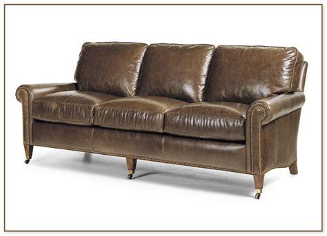 hancock leather sofa hancock sofas