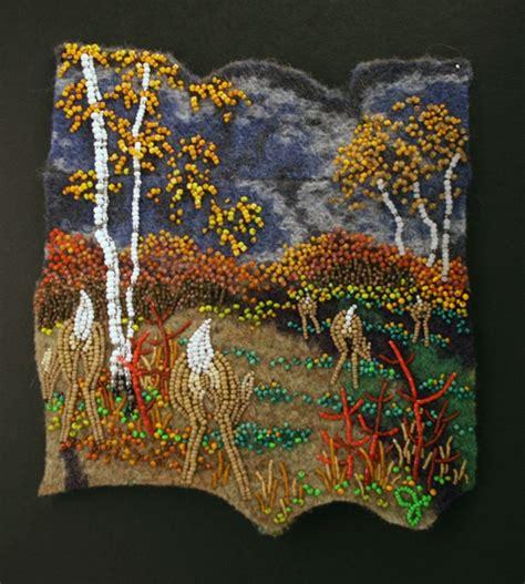 beaded paintings jo wood bead