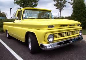 1963 chevrolet yellow