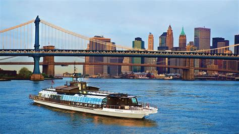 spirit boat cruise nyc see new york city by boat new york city travel channel