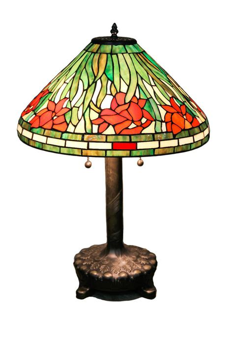 Stained Glass Desk Ls by Style Stained Glass Daffodil Table L