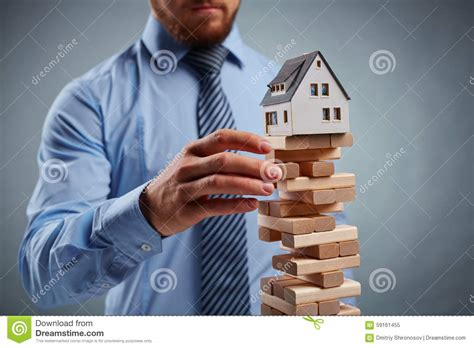 housing collapse housing collapse stock photo image 59161455