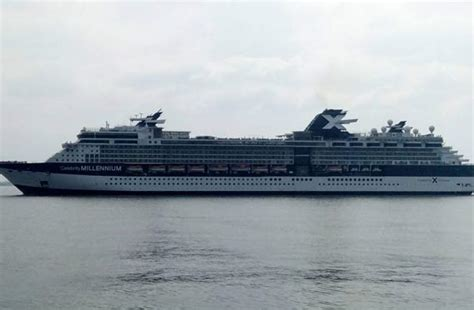 celebrity millennium    cruise itinerary