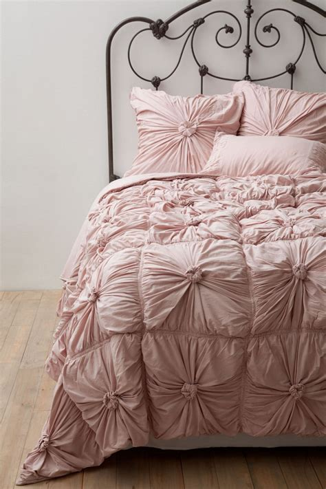 rosette comforter rosette quilt anthropologie com for the home pinterest
