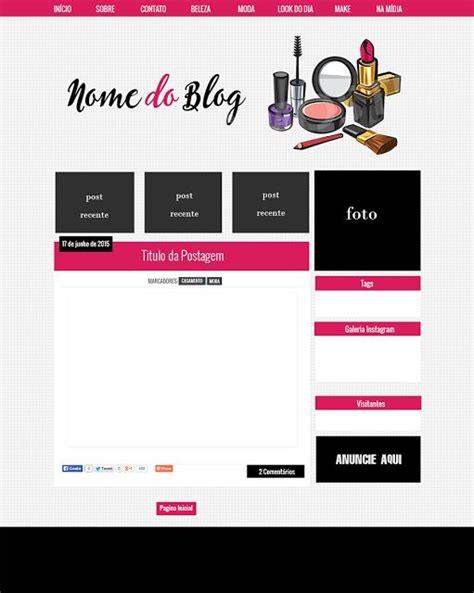layout design para blogger 1000 images about layouts e templates para blogs no