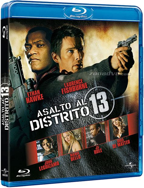Infumables Asalto En La Comisar 237 A Del Distrito 13 John - asalto al distrito 13 dvdrip xvid espataquilla com
