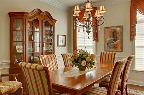 french dining room  french country decor traditional