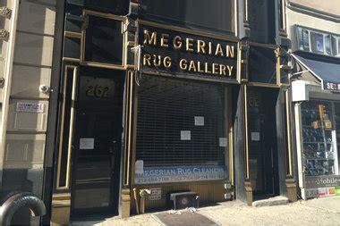megerian rug cleaners city greenlights demolition of former rug showroom building on fifth ave midtown south new